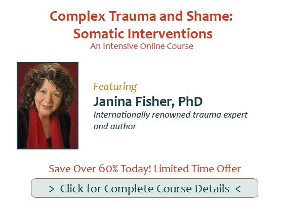 Janina Fisher on Somatic Trauma Treatment