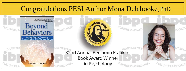 Beyond Behaviors IBPA Award