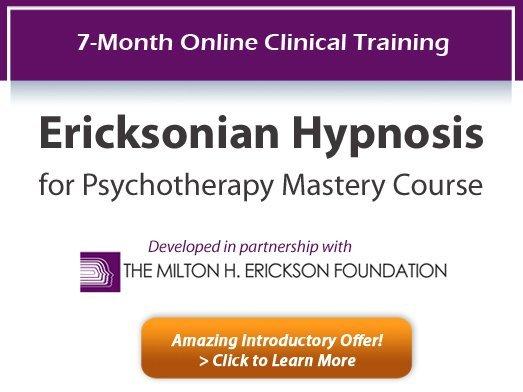 Ericksonian Hypnosis Mastery Course