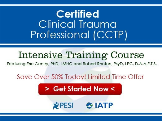 Certified Clinical Trauma Professional Intensive Training Course
