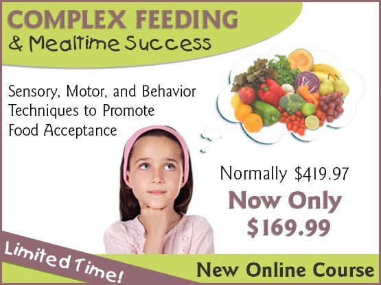 Complex Feeding & Mealtime Success Online Course