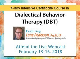 Dialectical Behavior Therapy Certificate