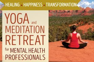 5-Day:Yoga and Meditation Retreat for Mental Health Professionals