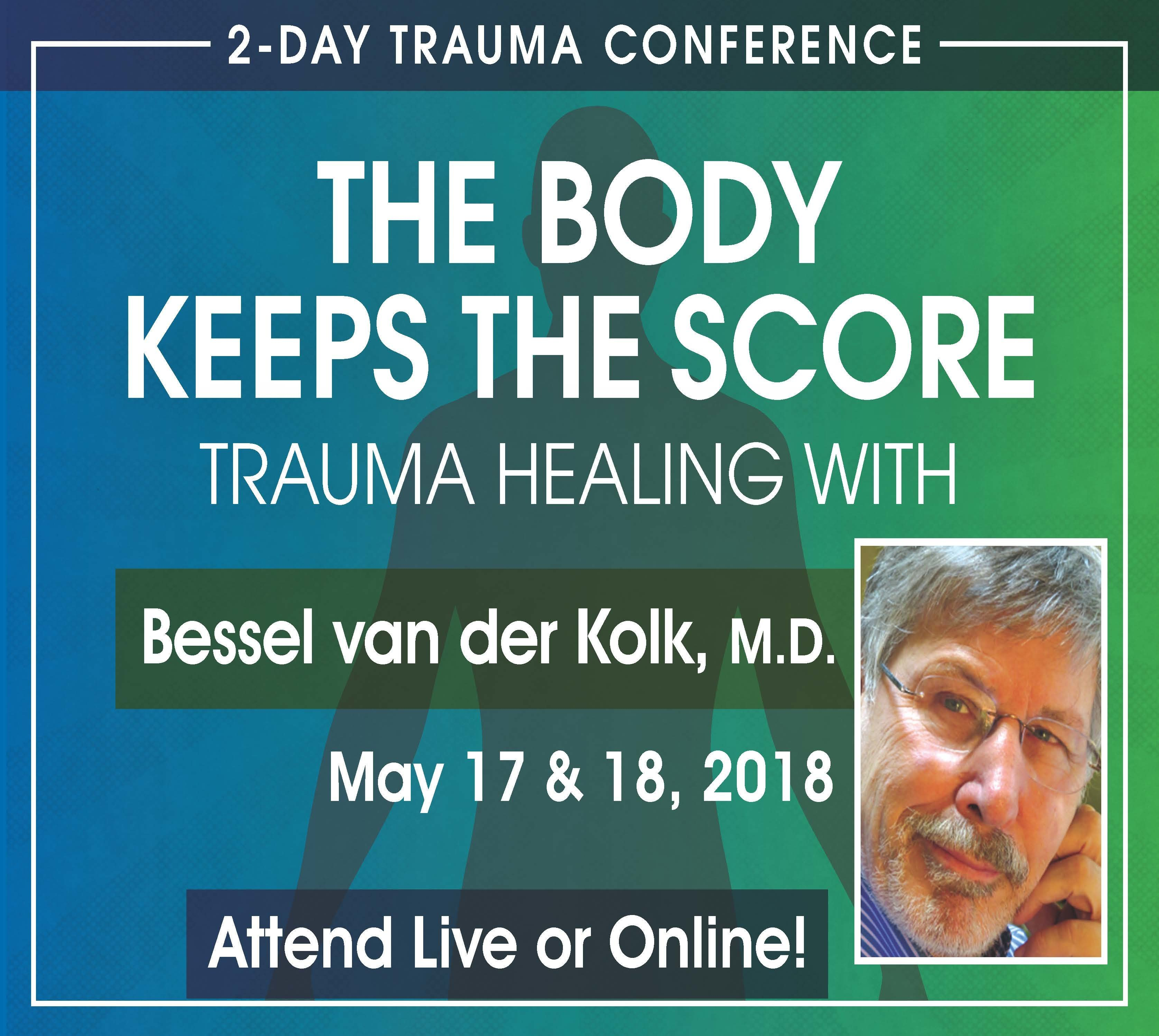 Bessel 2 day trauma conference May 2018