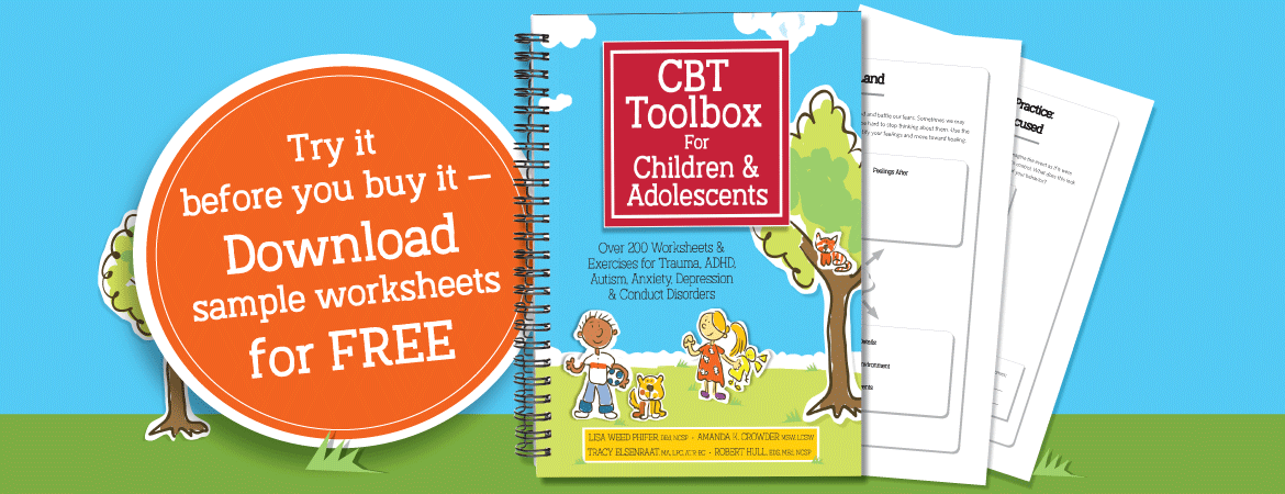 CBT Kids Worksheet