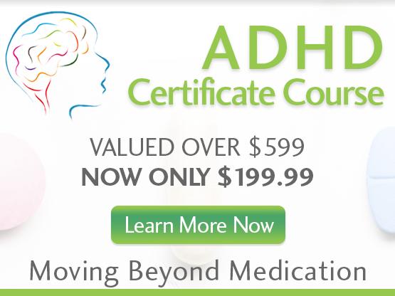 ADHD Certificate Course