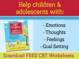 2 Free CBT worksheets for Kids