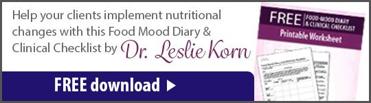 FREE assessment tool that you can use to help your clients implement nutritional changes that work.