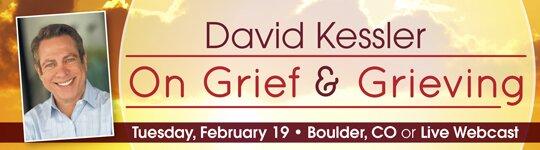 David Kessler On Grief and Grieving
